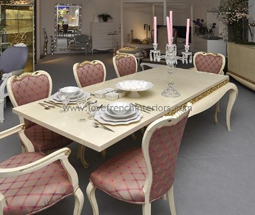 Luxus Rectangular Dining Table